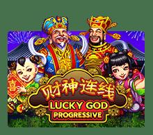 mega888 Lucky God Progressive