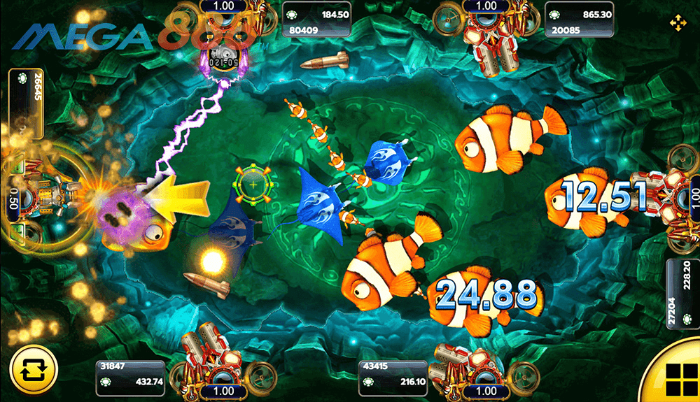 mega888-Fish Hunter Monster Awaken-2