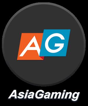 AG Gaming logo - mega888