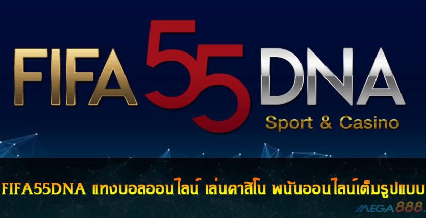 FIFA55DNA