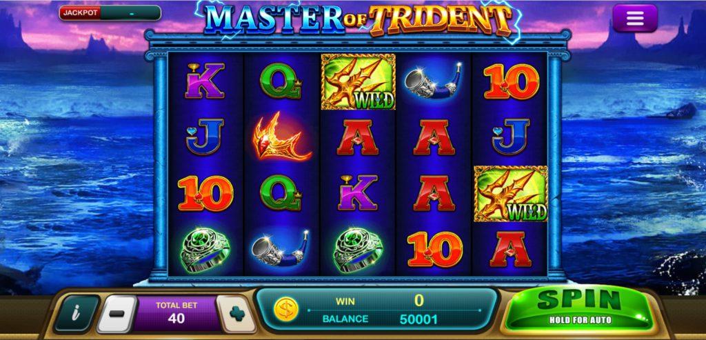 Master of Trident