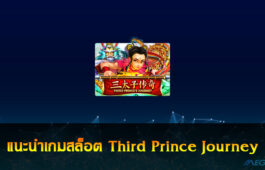 Third Prince Journey