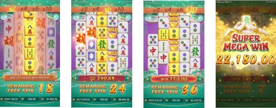 Mahjong Way2