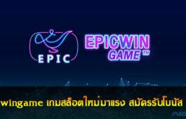 Epicwingame