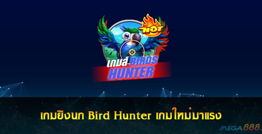 เกมยิงนก Bird Hunter