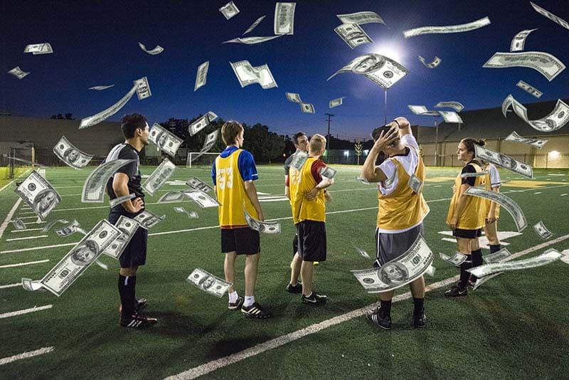 แทงบอลให้ได้เงินทุกวัน