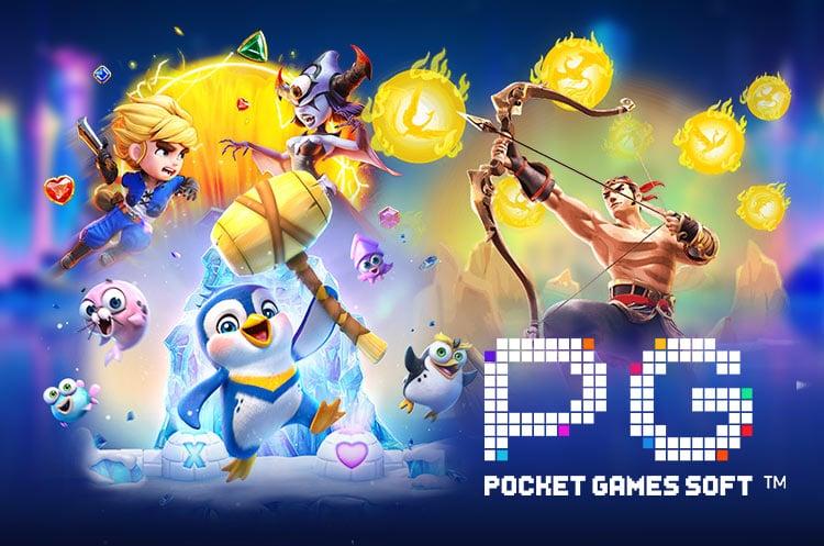 PG Slot เกมส์สล็อตออนไลน์