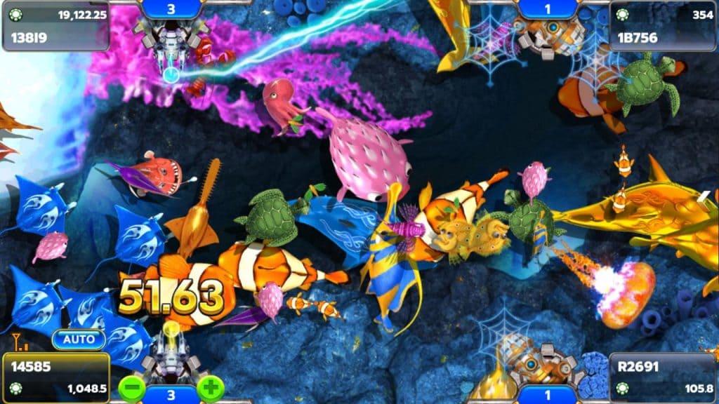 เกมยิงปลา Joker123