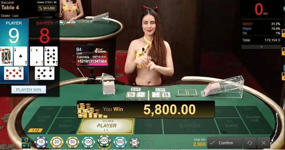 เล่นบาคาร่าอย่างไรให้รวย