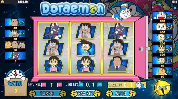 Doraemon Slot