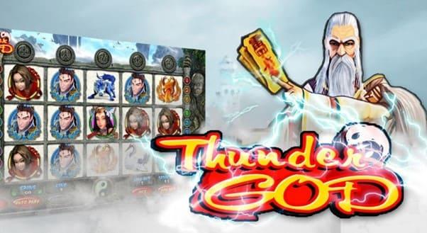 สล็อต Thunder God
